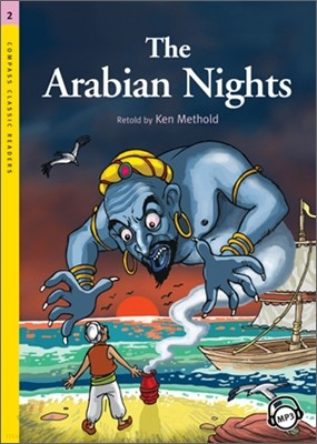 Compass Classic Readers Level 2 : The Arabian Nights (Book+CD)