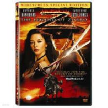 [DVD] 레전드 오브 조로 - The Legend Of Zorro