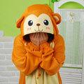 동물캐릭터옷 - 원숭이 (브라운)