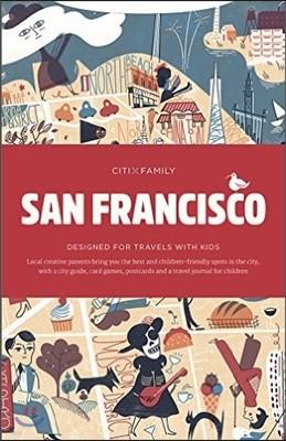Citi X family San Francisco