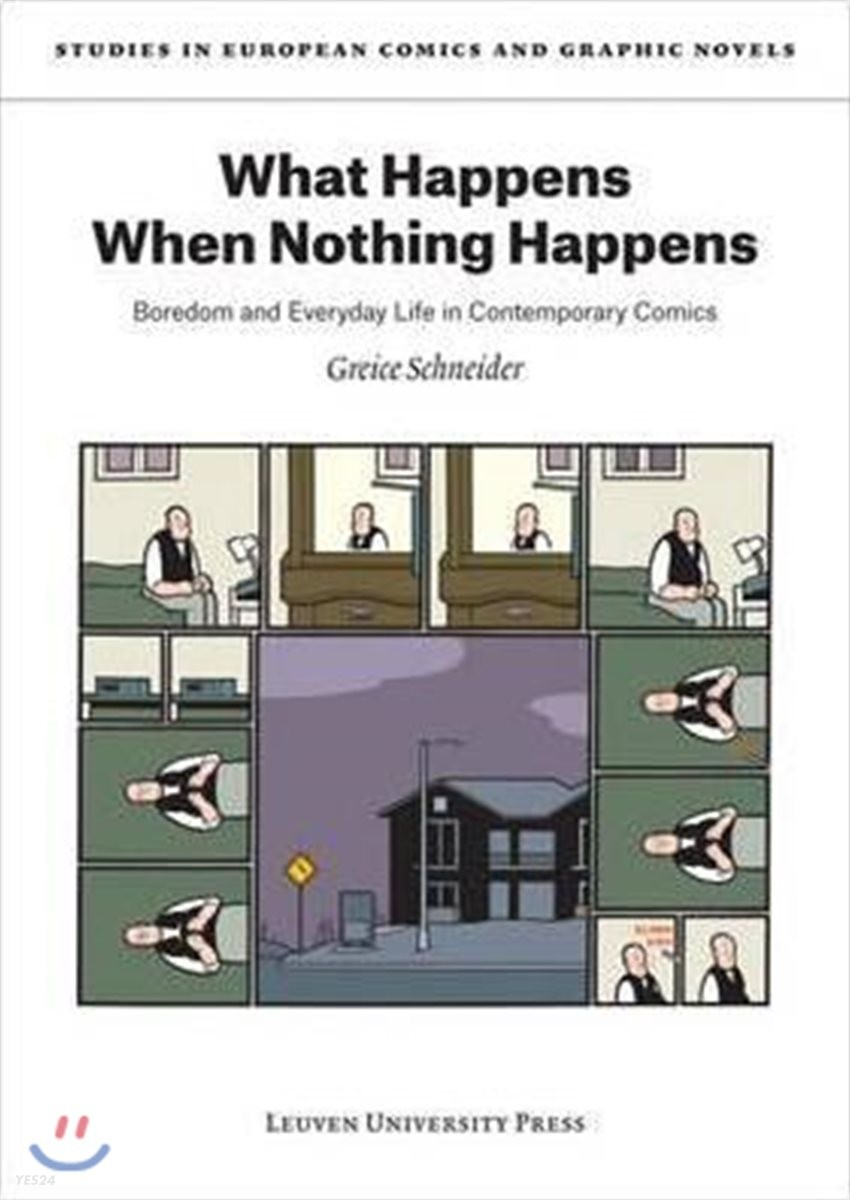 What Happens When Nothing Happens: Boredom and Everyday Life in Contemporary Comics