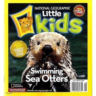 [정기구독] National Geographic Little Kids (격월간)