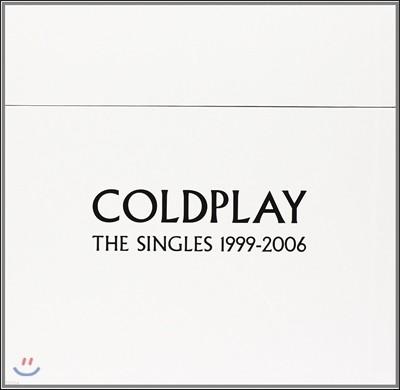 Coldplay (콜드플레이) - Singles 1999-2006 [7인치 싱글 15LP 컬렉션 박스세트 한정반]