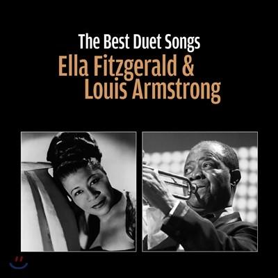 Ella Fitzgerald & Louis Armstrong (엘라 피츠젤라드, 루이 암스트롱) - The Best Duet Songs (베스트 듀엣 송)
