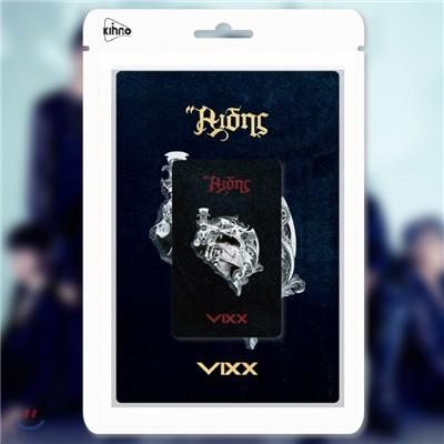 빅스 (VIXX) - Hades [스마트 뮤직 카드(키노 앨범)]