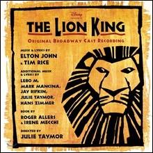 라이온 킹 뮤지컬 음악 - 오리지널 브로드웨이 캐스트 (Lion King: 1997 Original Broadway Cast OST)