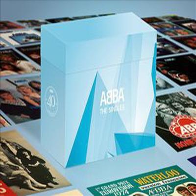 Abba - Singles (40 X 7inch Single LP Box Set)(Limited Edition)
