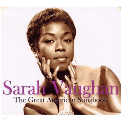 Sarah Vaughan - The Great American Songbook (2CD)