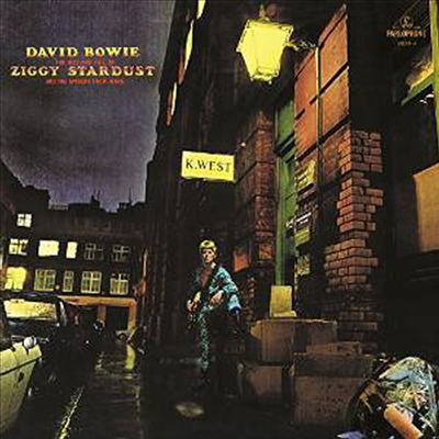 David Bowie - Rise & Fall Of Ziggy Stardust & The Spiders From Mars (Ltd. Ed)(180G)(LP)