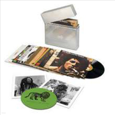 Bob Marley & The Wailers - Complete Island Recordings (Back To Black Series)(Limited Collector's Edition)(Metal Hinged Box)(12LP)