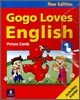 Gogo Loves English 1 : Picture Cards (New Edition)