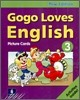 Gogo Loves English 3 : Picture Cards (New Edition)