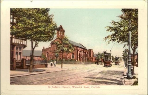 Carlisle the Postcard Collection