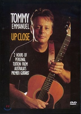 Tommy Emmanuel (토미 엠마뉴엘) - Up Close