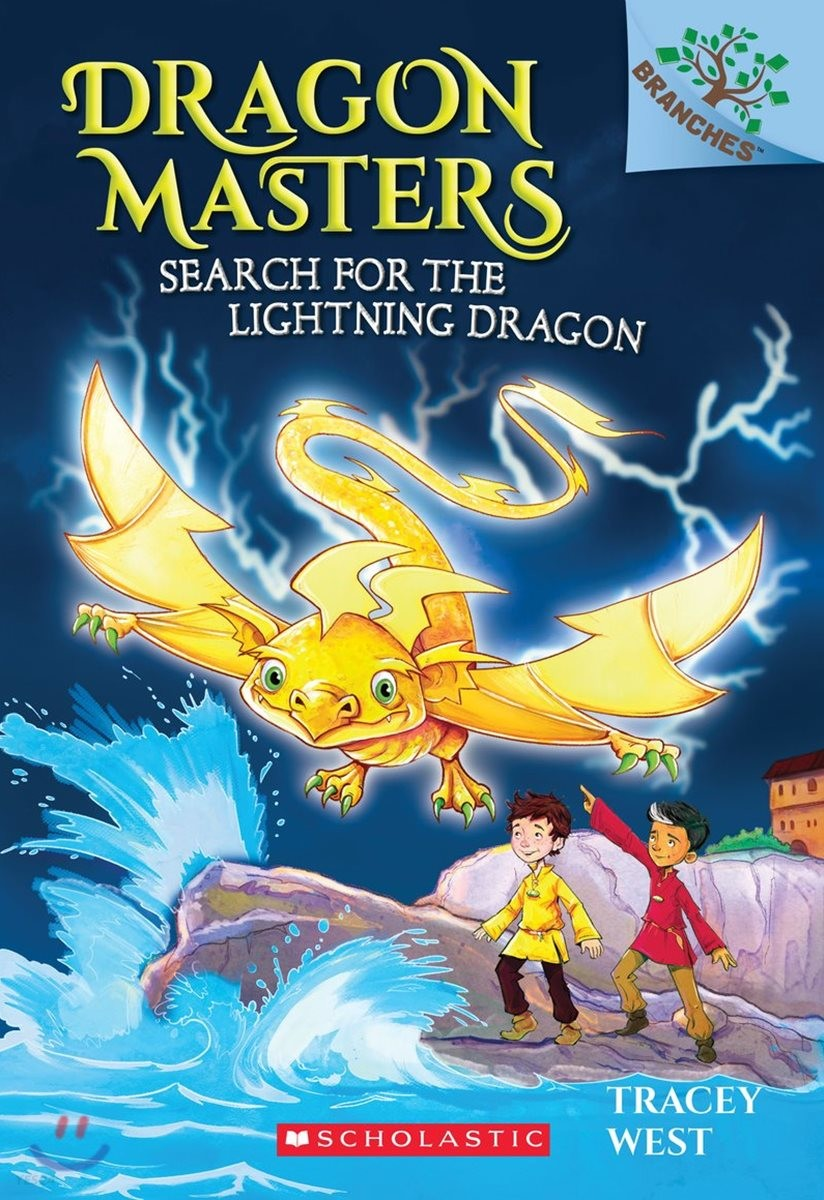 Dragon Masters #7 : Search for the Lightning Dragon