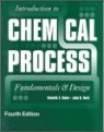 Introduction to Chemical Processes