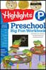 The Big Fun Preschool Activity Book