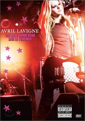 Avril Lavigne - The Best Damn Tour (Live In Toronto)