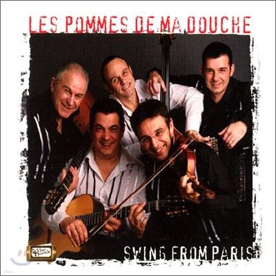 Les Pommes De Ma Douche - Swing From Paris