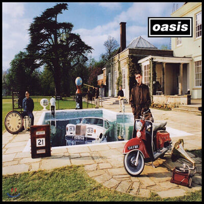 Oasis (오아시스) - Be Here Now (Standard Remastered Original Album)