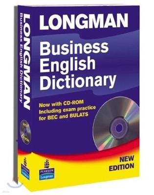 Longman Business English Dictionary, 3/E
