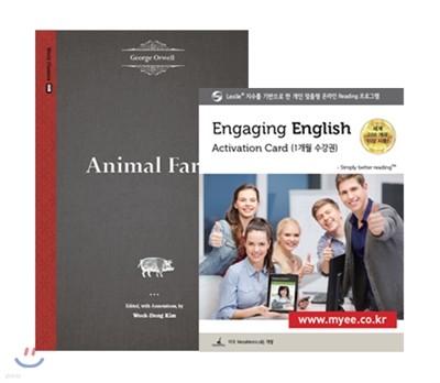 World Classic 5 Animal Farm + Engaging English