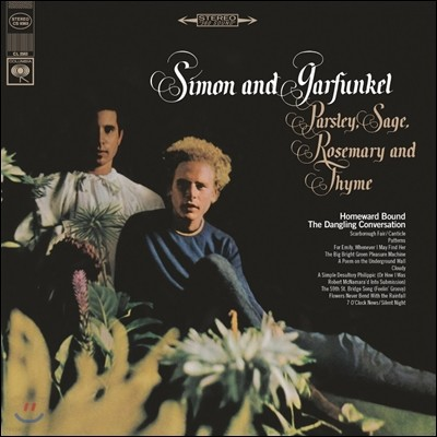 Simon & Garfunkel (사이먼 앤 가펑클) - 3집 Parsley, Sage Rosemary And Thyme [LP]