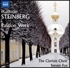 Clarion Choir 막시밀리안 스타인베르그: 수난주간 (Maximilian Steinberg: Passion Week) 클라리온 합창단