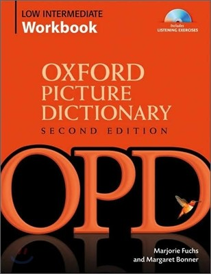 Oxford Picture Dictionary Low Intermediate : Workbook