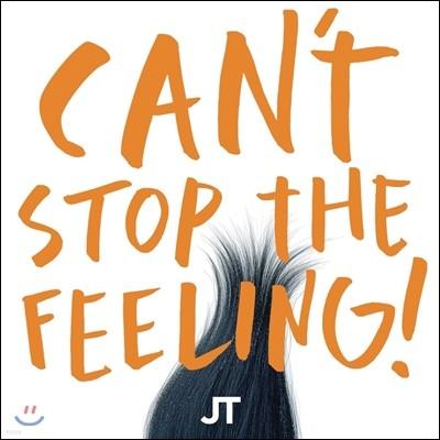 Justin Timberlake (저스틴 팀버레이크) - Can't Stop The Feeling!: From Dreamworks Animation 'Trolls' (드림웍스 애니메이션 '트롤' 수록곡) [Single LP]