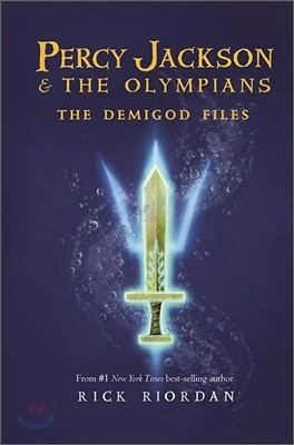 Percy Jackson and the Olympians : The Demigod Files