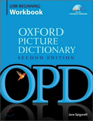 Oxford Picture Dictionary Low Beginning : Workbook