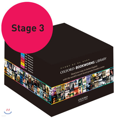 Oxford Bookworms Library Stage 3 Pack [35종]