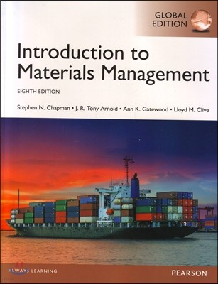 Introduction to Materials Management, 8/E (IE)