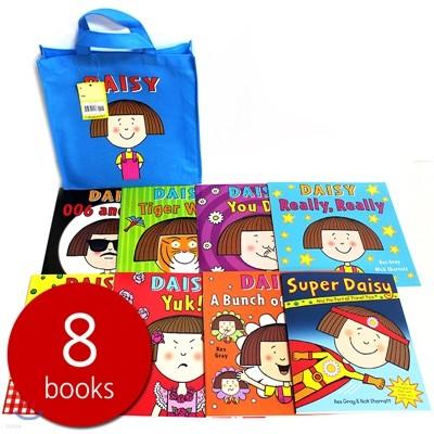 데이지 원서 8종 세트 + 가방 : Daisy Bag 8 Books Set