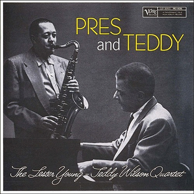Lester Young & Teddy Wilson - Pres And Teddy (SHM-CD)(일본반)