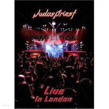 [DVD] Judas Priest - Live in London (미개봉)