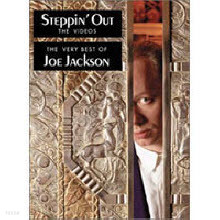 [DVD] Joe Jackson - Steppin` Out : The Videos (수입/미개봉)