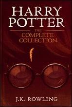 [세트] Harry Potter The Complete Collection (전7권,합본)