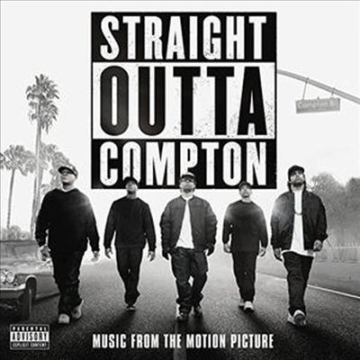 N.W.A. (Niggaz With Attitude) - Straight Outta Compton (스트레이트 아웃 오브 컴턴) (Soundtrack)