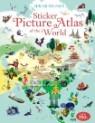 세계 그림지도 스티커 (원제 Sticker Picture Atlas Of The World )