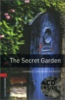Oxford Bookworms Library 3 : The Secret Garden (Book & CD)