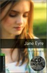 Oxford Bookworms Library 6 : Jane Eyre (Book+CD)