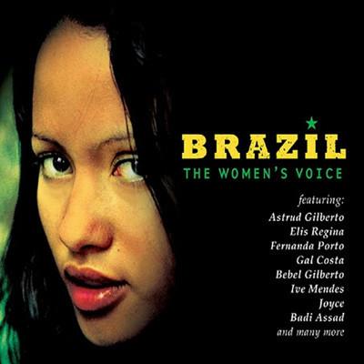 브라질 여성 보컬 모음집 (Brazil - The Women's Voice)