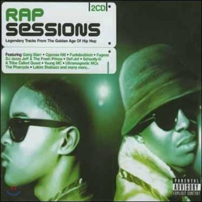랩 명곡 모음집 (Rap Sessions)