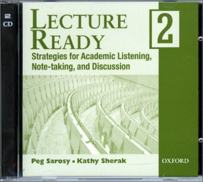 Lecture Ready 2 : Audio CD