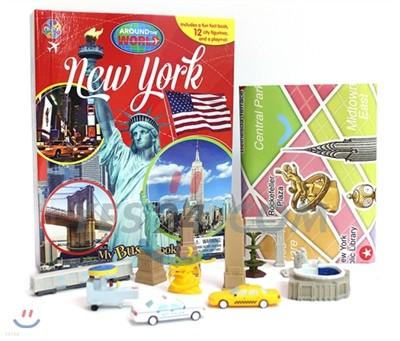 New York : Around The World My Busy Book 세계 도시 비지북 : 뉴욕