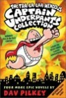 The Tra-la-laaa-mendous Captain Underpants Collection
