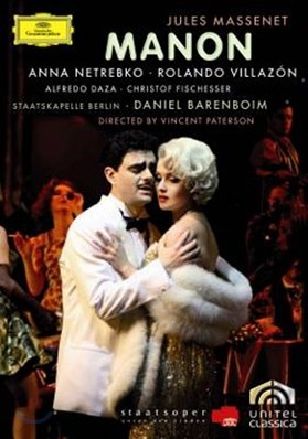 Anna Netrebko / Rolando Villazon 마스네: 마농 - 안나 네트렙코, 롤란도 비야손 (Massenet : Manon)