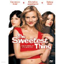 [DVD] 피너츠 송 - The Sweetest Thing (미개봉)
